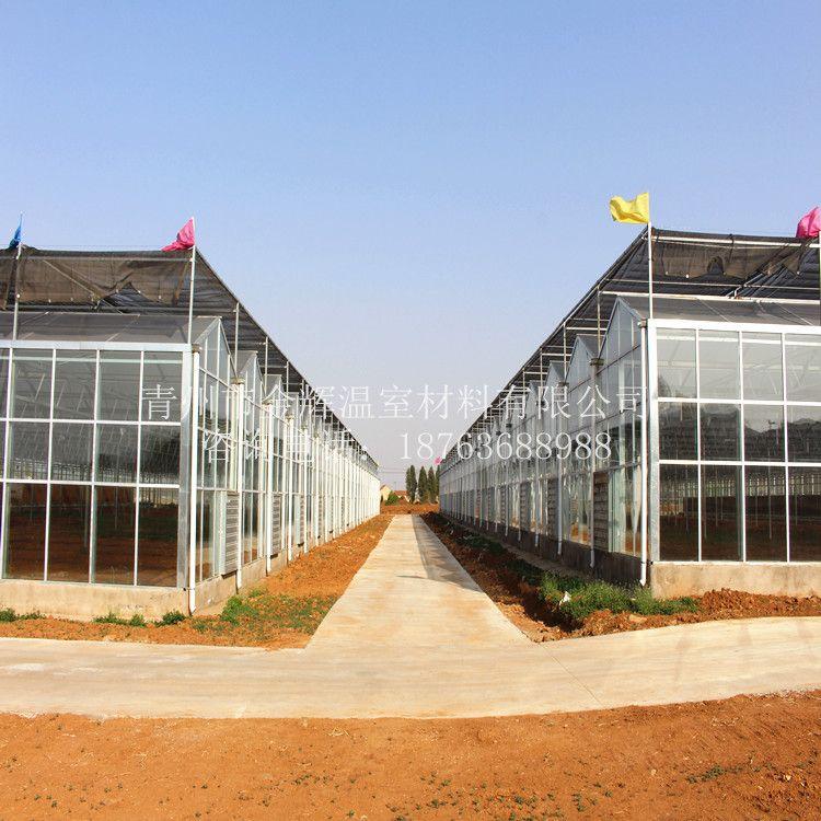 玻璃温室37