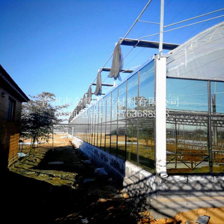 玻璃温室40