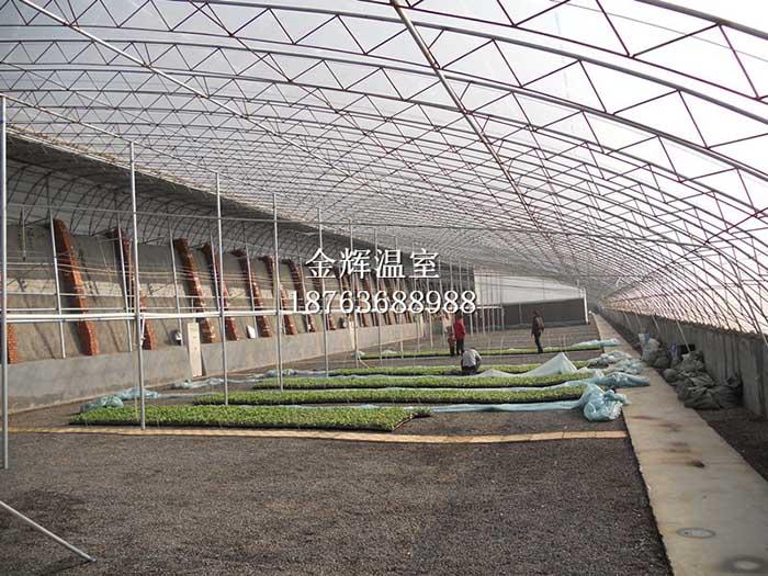温室大棚建设1