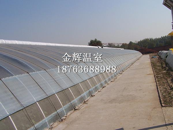 日光温室建设1