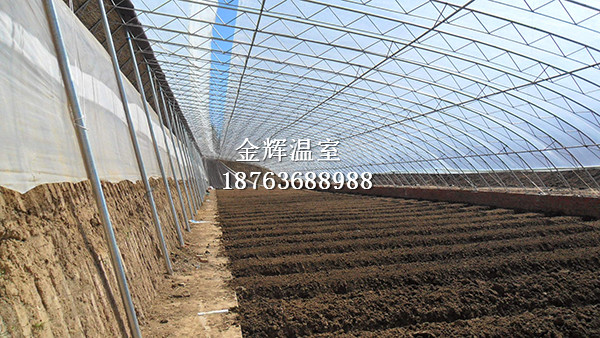 日光温室建设2