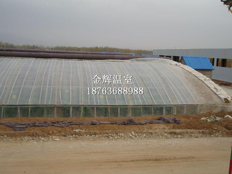 日光温室建设4