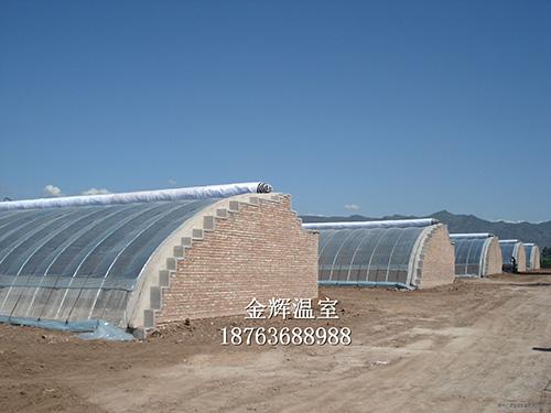 日光温室建设6