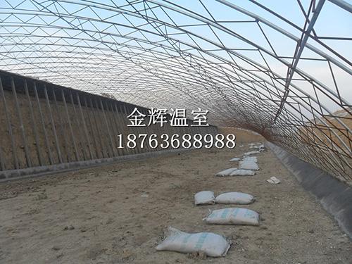 日光温室建设8